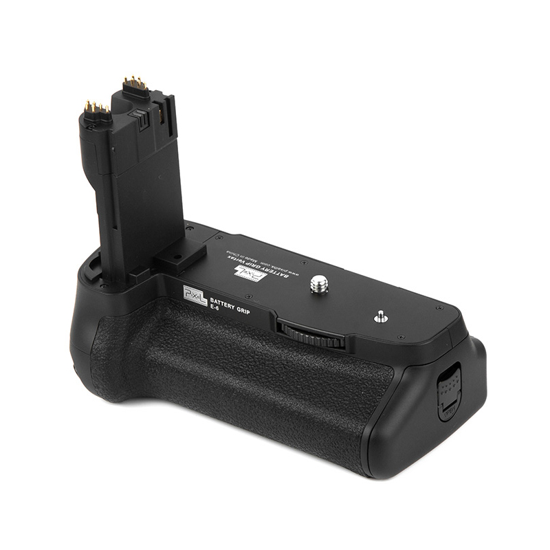 Pixel Vertax E6 Battery grip For Canon 5D Mark II, powerful endurance and arbitrary operation.