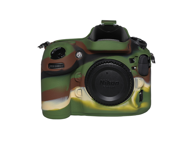 Pixel For Nikon D800/D800E Camera silicone cover, all-round protection, silica gel material and consistent feel.