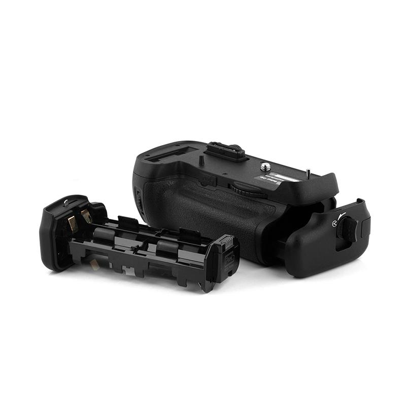 Pixel Vertax D12 Battery grip For Nikon D800 serial cameras (D800/D800E/D810), powerful endurance and arbitrary operation.