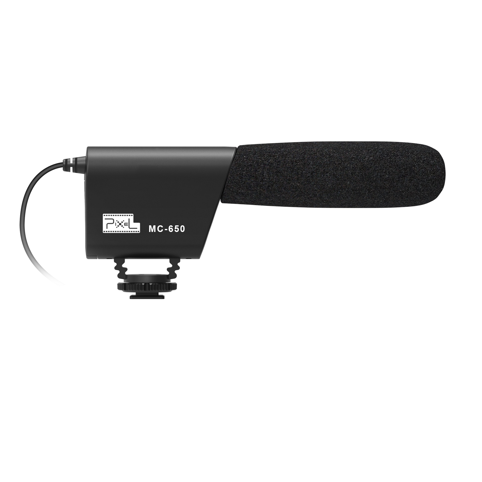 Pixel MC-650 Microphone, intelligent noise reduction and comprehensive radio