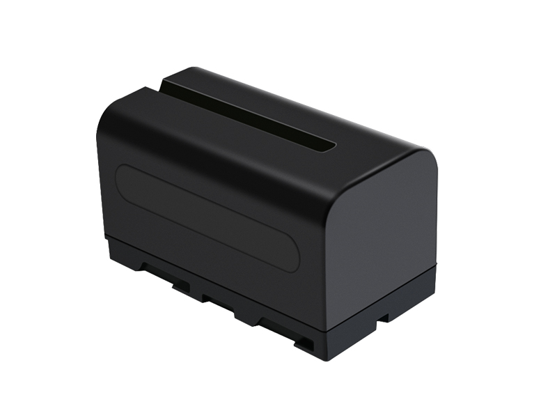 Pixel F750 camera lithium battery (For fill light use), long-lasting battery, stable compatibility and light travel.