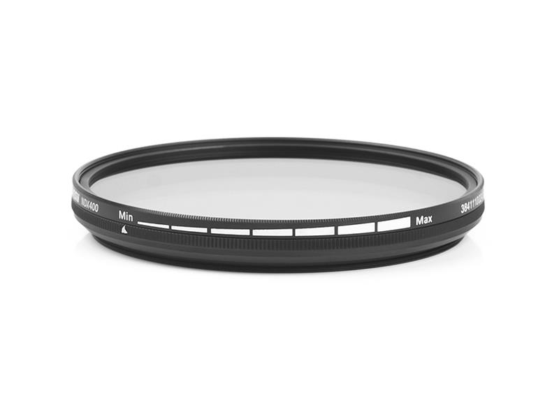 Pixel ND2-ND400 77mm filter, strong protection and improve quality.
