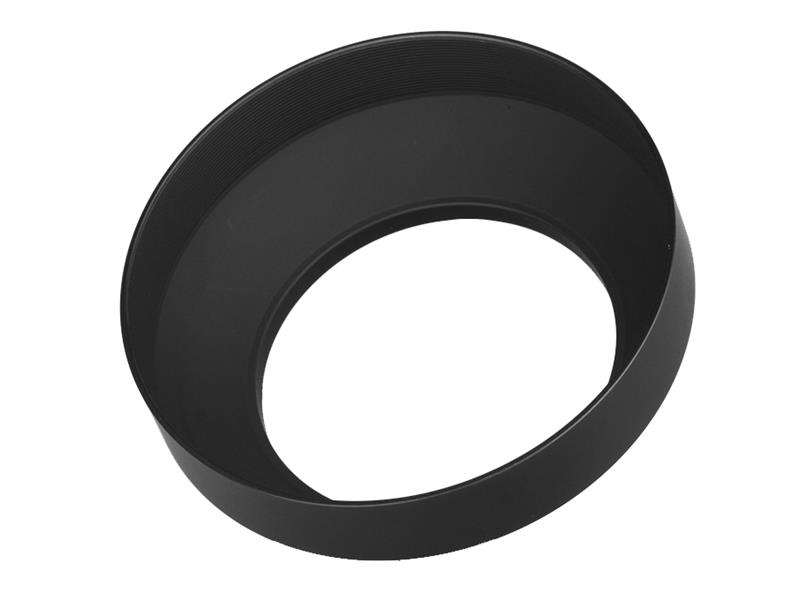Pixel Kova-W 49mm metal Lens Hood with wide angle, remove the interference and backlight photography.
