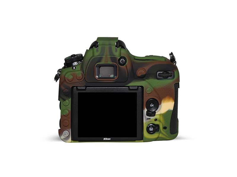 Pixel For Nikon D750 Camera silicone cover, all-round protection, silica gel material, consistent feel