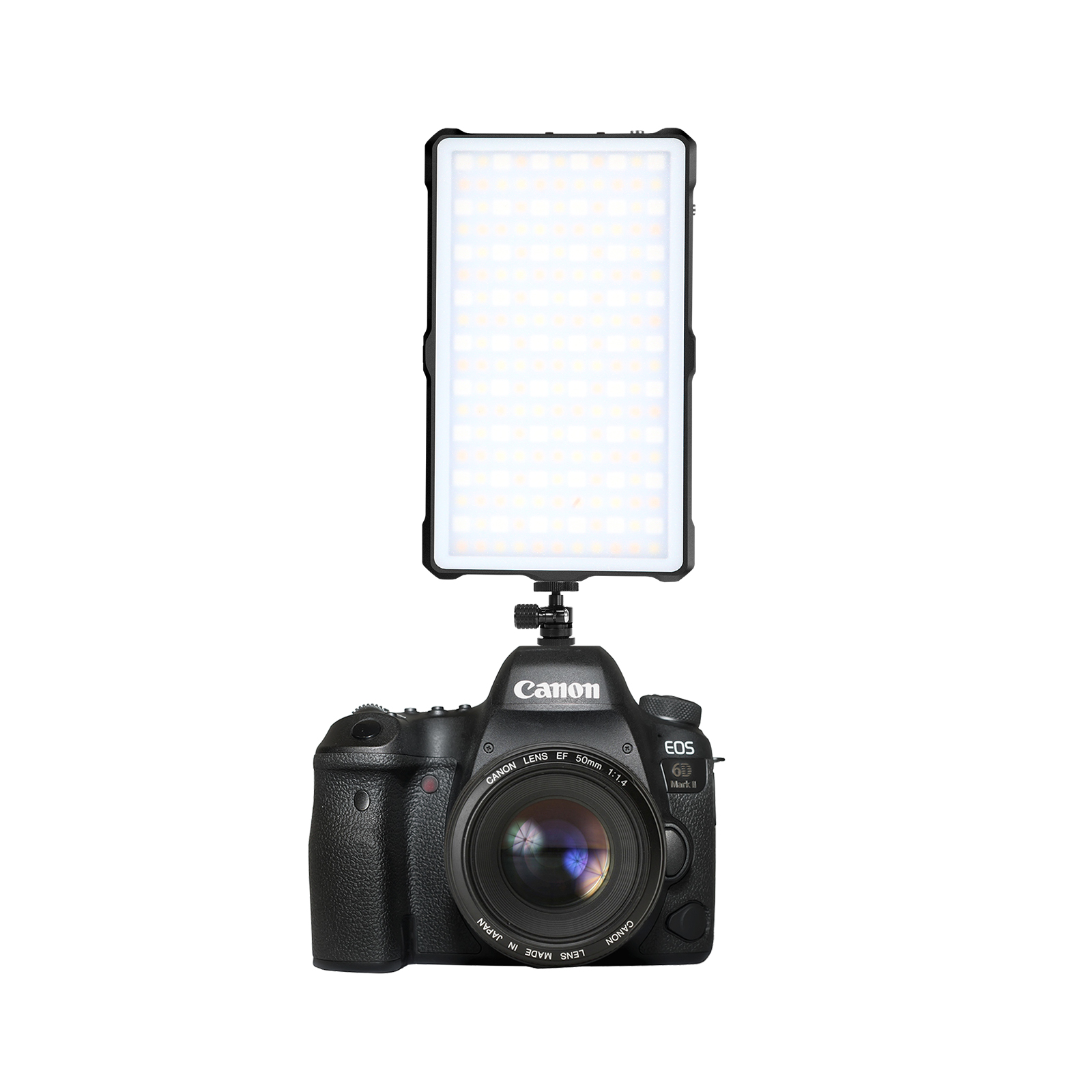 Pixel G1-RGB-Video-Light, super wide area color temperature,100 degree saturation, light and portable, intelligent special effects and flexible color palette.