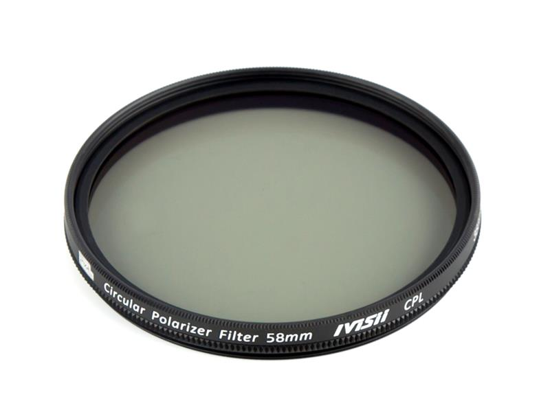 Pixel CPL Filter 58mm, strong protection and improve quality.