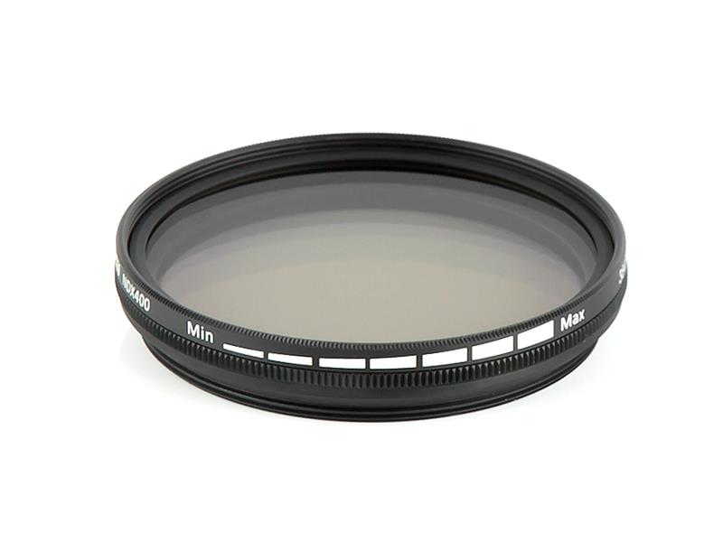 Pixel ND2-ND400 55mm filter, strong protection and improve quality.