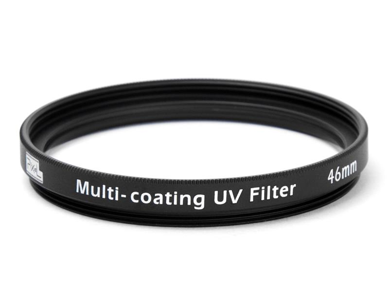 Pixel MCUV Filter 46mm, strong protection and improve quality.