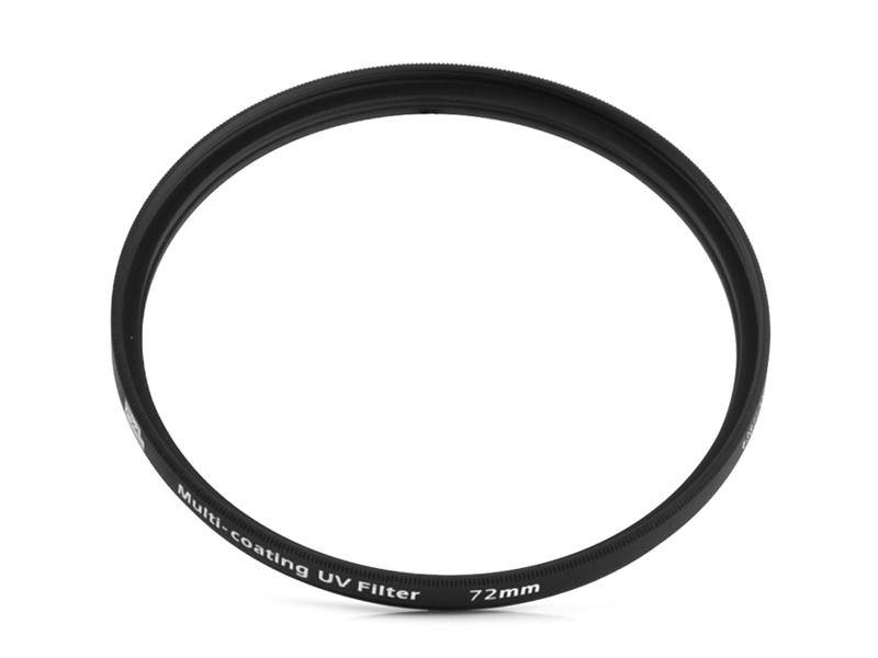 Pixel MCUV Filter 72mm, strong protection and improve quality.