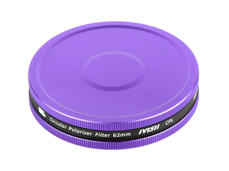Pixel CPL Filter 62mm, strong protection and improve quality.