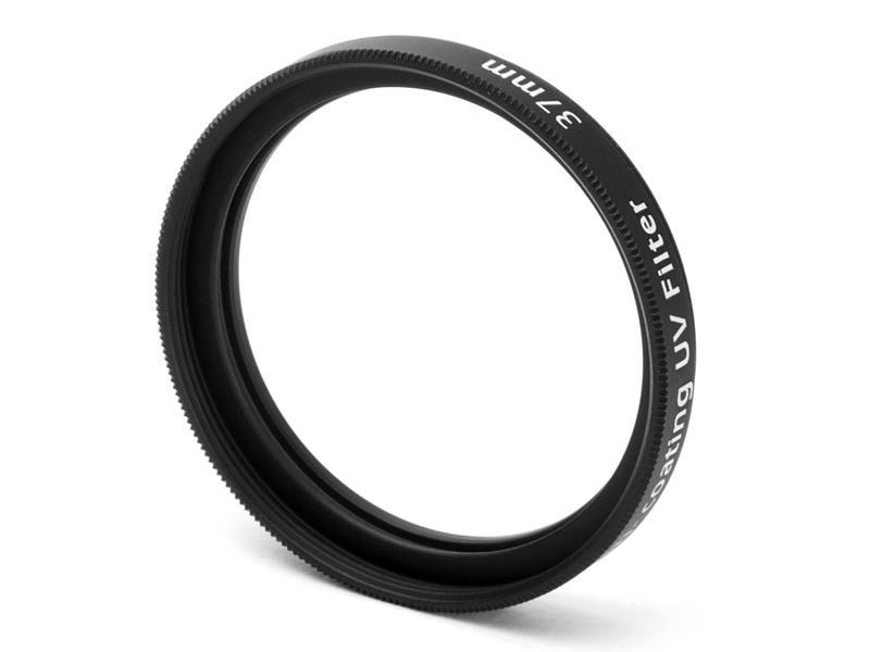 Pixel MCUV Filter 37mm, strong protection and improve quality.