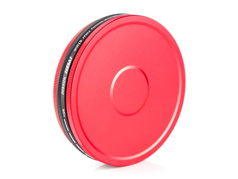 Pixel ND2-ND400 67mm filter, strong protection and improve quality.
