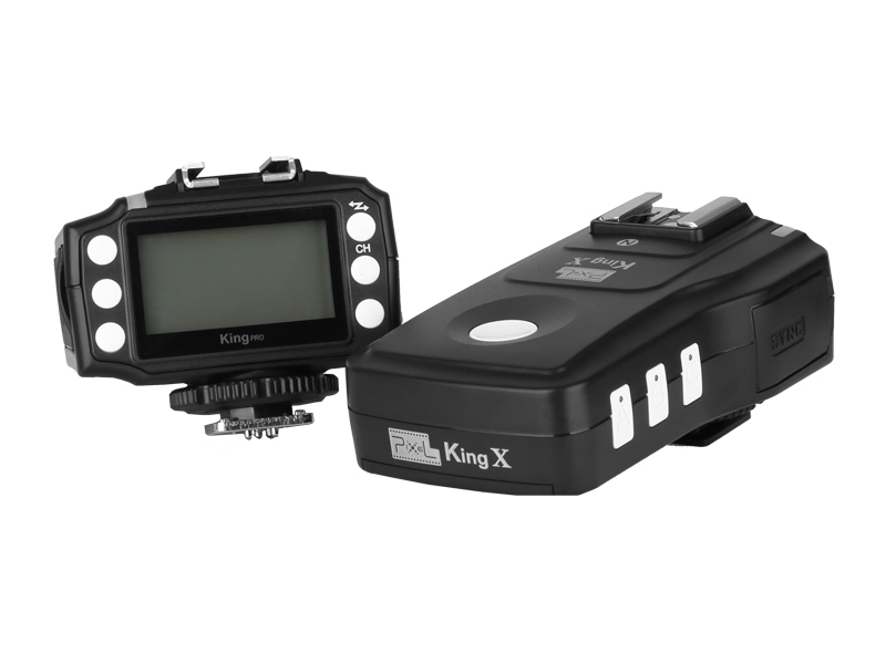 Pixel King PRO Nikon Transceiver TTL Wiireless Trigger, send, receive and powerful function.