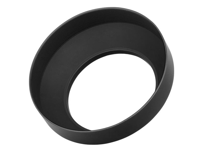 Pixel Kova-W 40.5mm metal Lens Hood with wide angle, remove the interference and backlight photography.