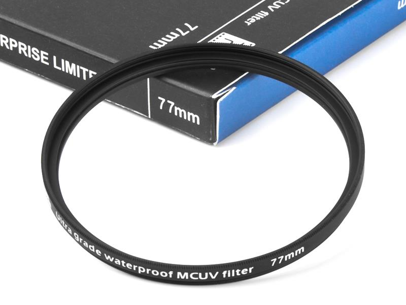 Pixel UGUV-77mm MC-UV Filter, strong protection and low light.
