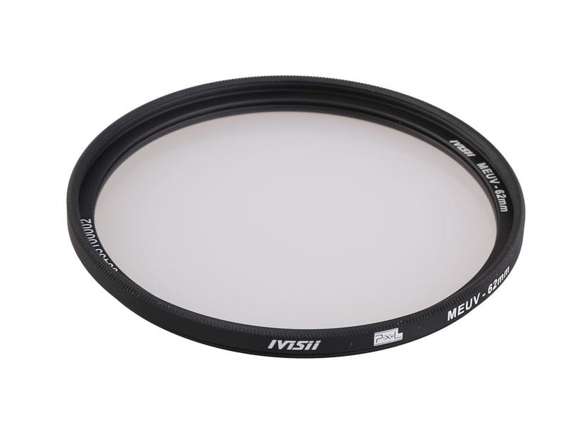 Pixel MEUV Filter 62mm, strong protection and improve quality.