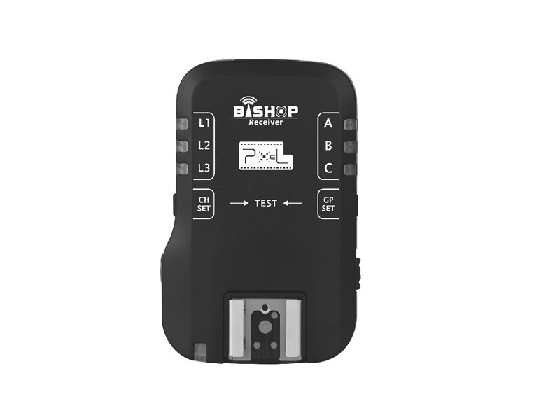 Pixel Bishop professional trigger remote control, wireless control and wake up at will.