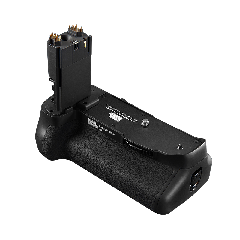Pixel Vertax E16 Battery grip For Canon 7D Mark II, powerful endurance and arbitrary operation.