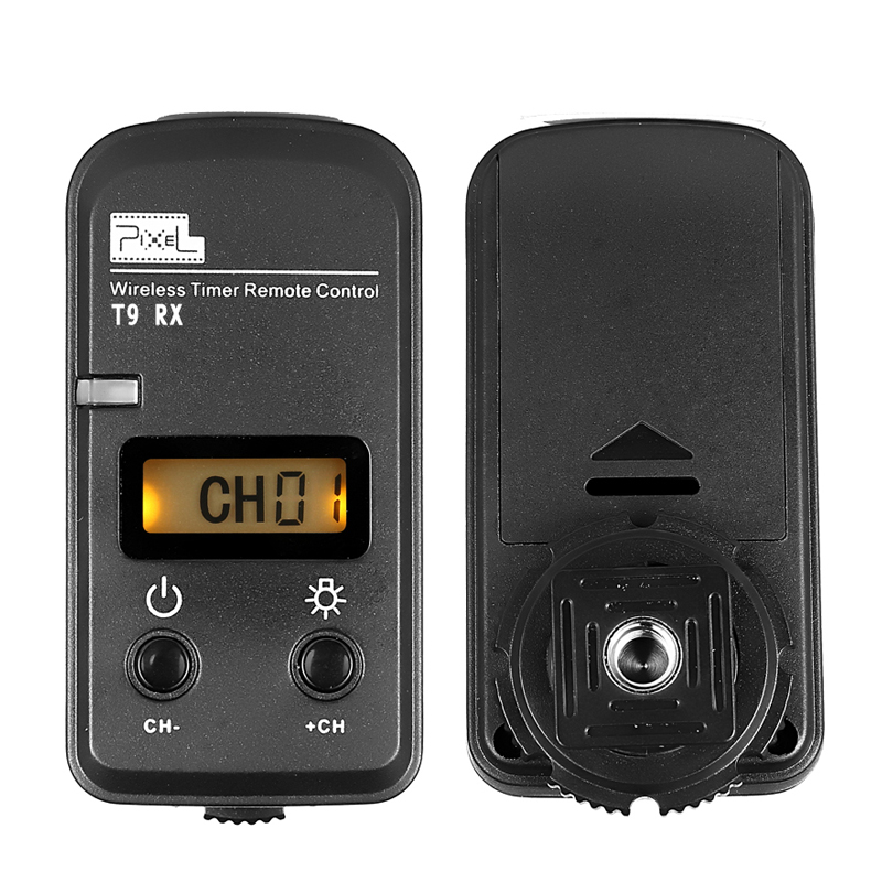 Pixel T9 Remote control, powerful function, light, convenient and arbitrary control.