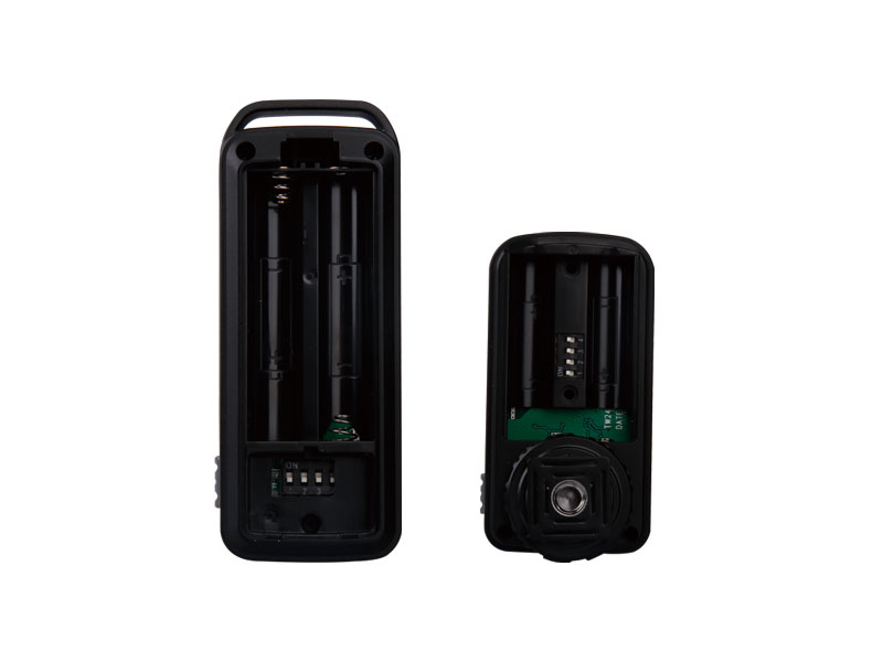 Pixel T8 high performance wireless shutter remote control, powerful function, light, convenient and arbitrary control.