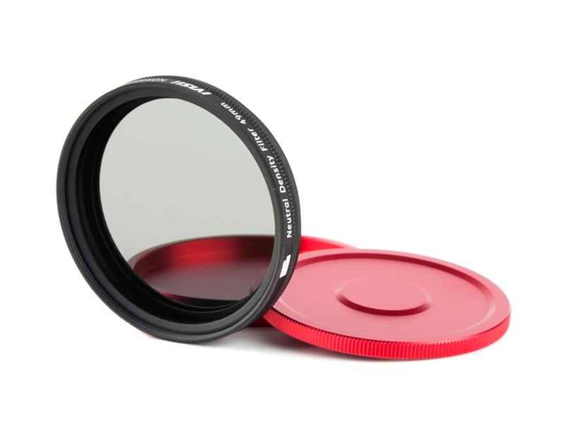Pixel ND2-ND400 52mm filter, strong protection and improve quality.