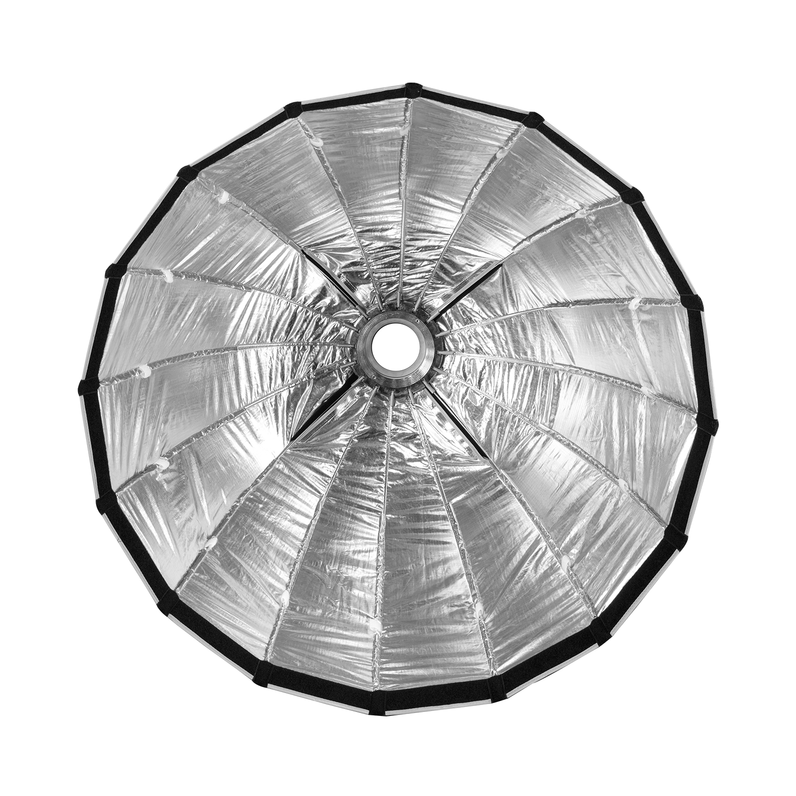 Pixel F120 LED Parabolic Softbox, soft light, delicate and even.