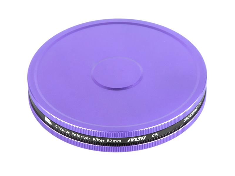Pixel CPL Filter 82mm, strong protection and improve quality.