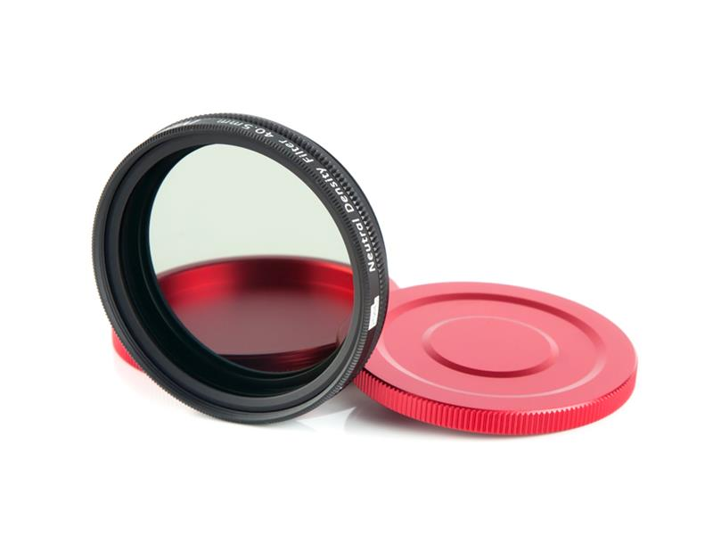 Pixel ND2-ND400 40.5mm filter, strong protection and improve quality.