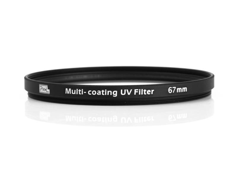 Pixel MEUV Filter 67mm, strong protection and improve quality.