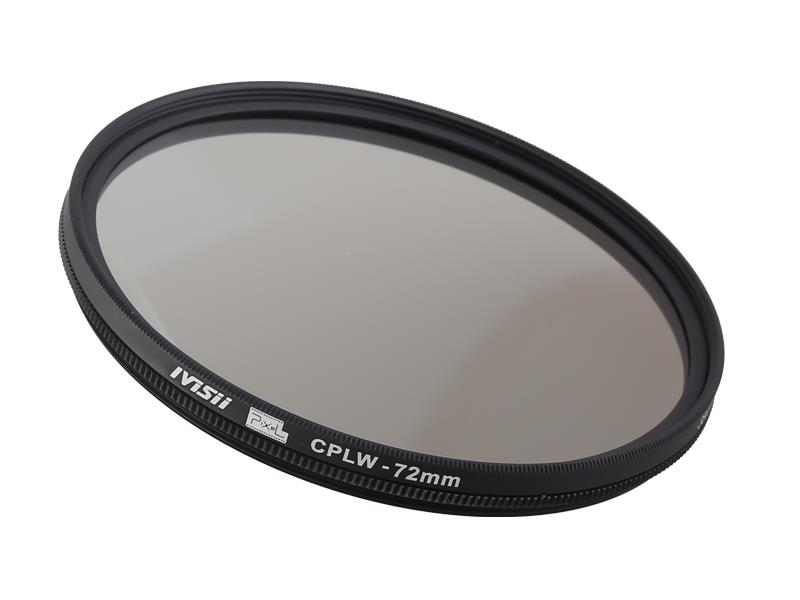 Pixel CPLW Filter 72mm, strong protection and improve quality.
