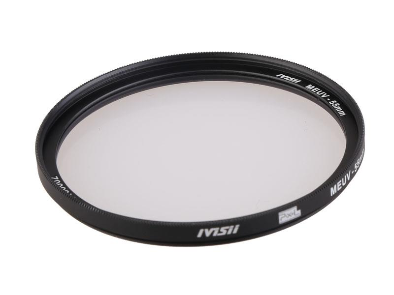 Pixel MEUV Filter 55mm, strong protection and improve quality.