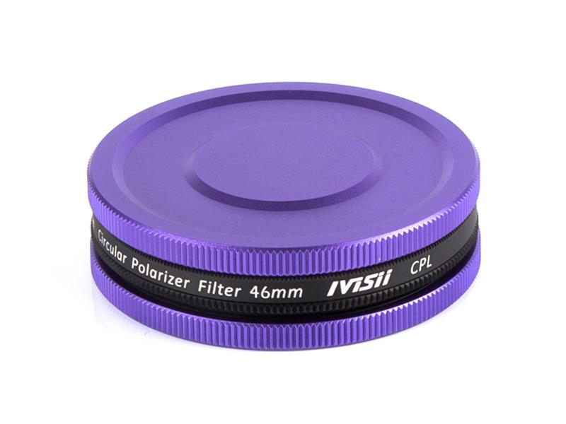 Pixel CPL Filter 46mm, strong protection and improve quality.