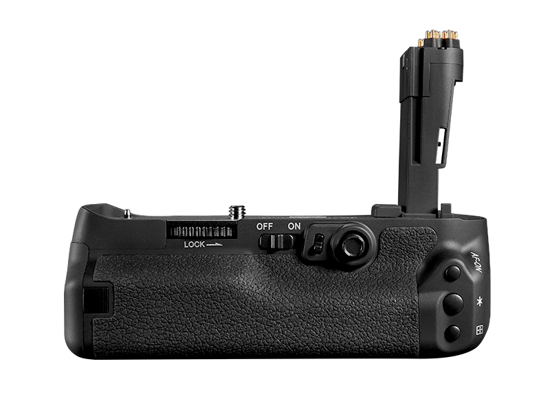 Pixel Vertax E20 Battery grip For Canon 5D Mark IV, powerful endurance and arbitrary operation.