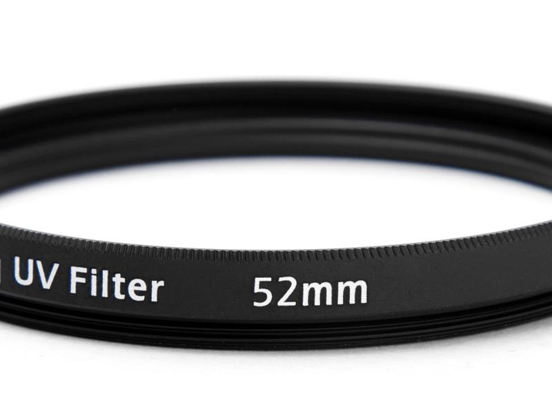 Pixel MCUV Filter 52mm, strong protection and improve quality.