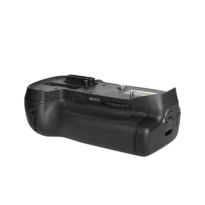Pixel Vertax D15 Battery grip For Nikon D7100/D7200, powerful endurance and arbitrary operation.