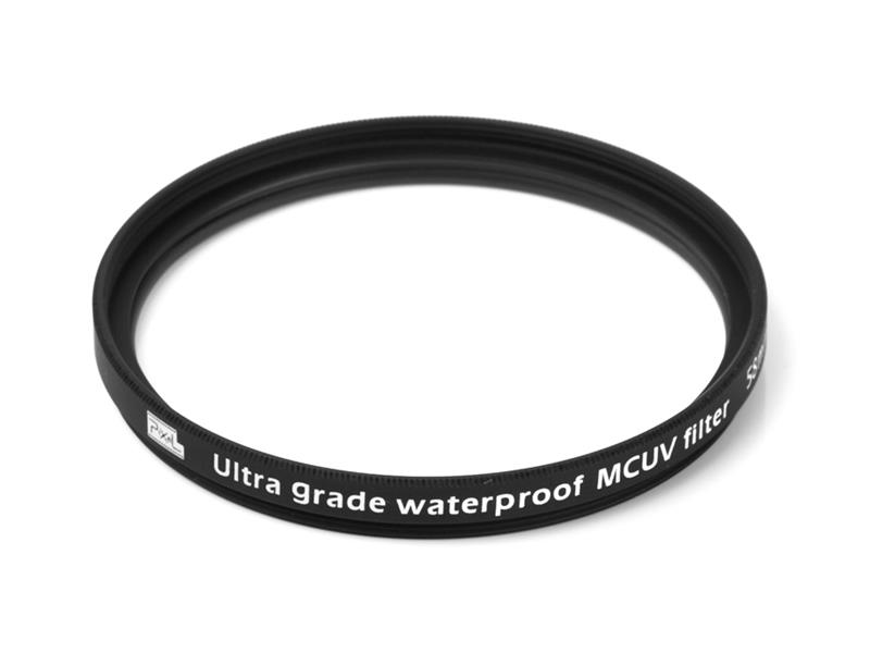 Pixel UGUV-58mm MC-UV Filter, strong protection and low light.