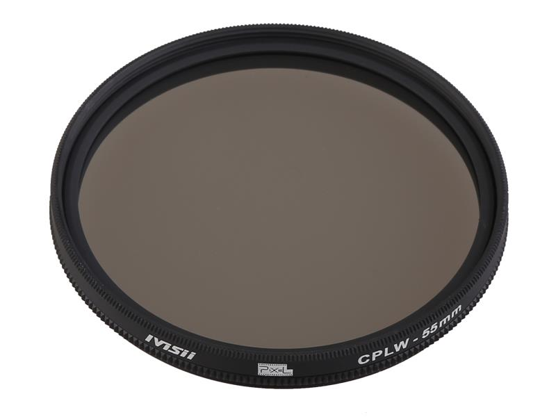 Pixel CPLW Filter 55mm, strong protection and improve quality.