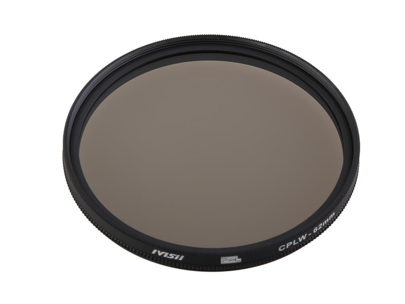 Pixel CPLW Filter 62mm, strong protection and improve quality.
