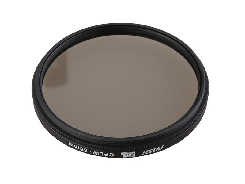 Pixel CPLW Filter 58mm, strong protection and improve quality.