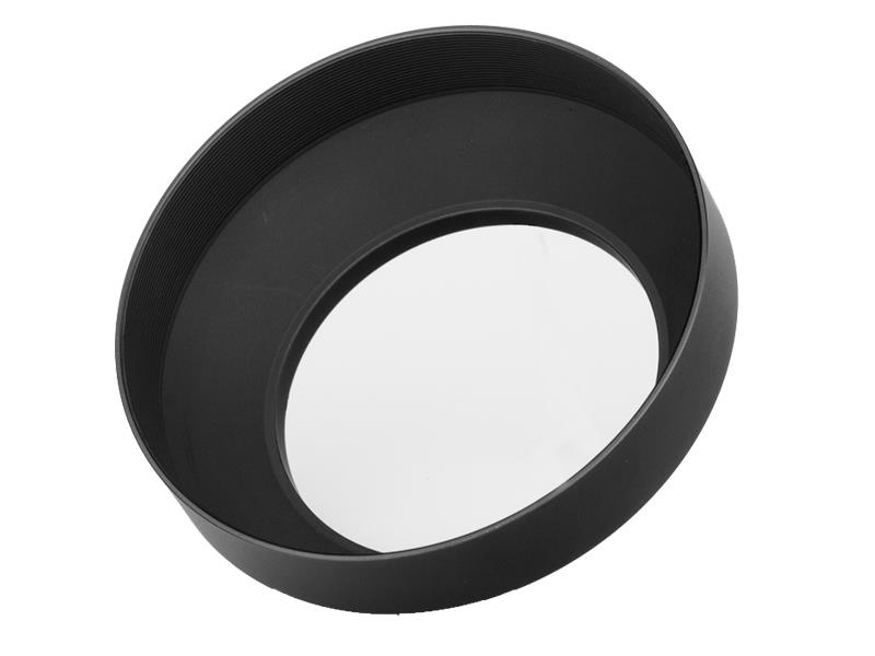 Pixel Kova-W 37mm metal Lens Hood with wide angle, remove the interference and backlight photography.
