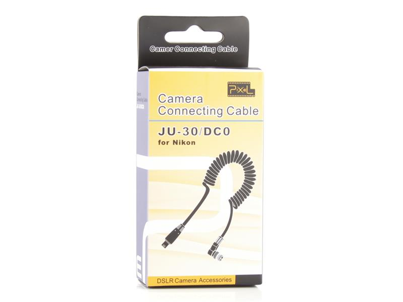 Pixel JU-30/DC0 Camera Connecting Cable, diverse adaption and perfect connection.