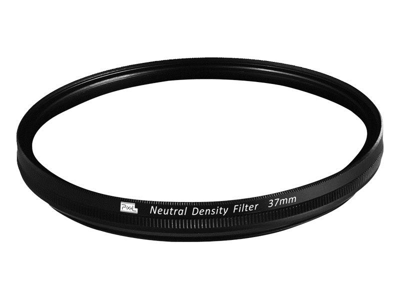 Pixel ND2-ND400 37mm filter, strong protection and improve quality.