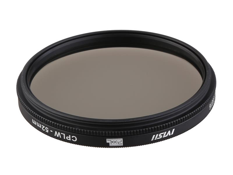 Pixel CPLW Filter 52mm, strong protection and improve quality.