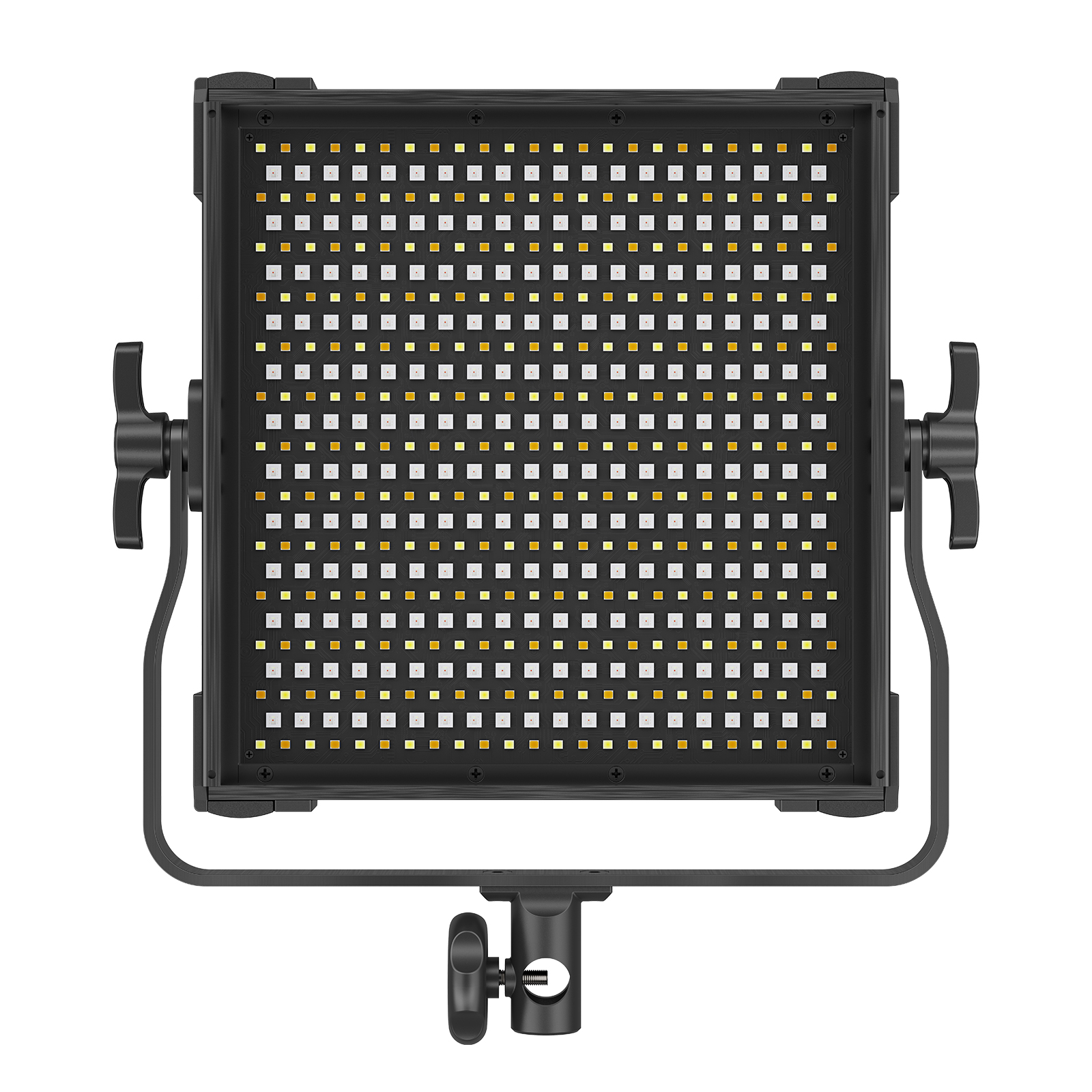 Pixel P45 RGB Panel Light,360°C Full Color Gamut,Ultra-wide Color Temperature,Full Color Saturation,Lightweight Portable,Intelligent Effect.