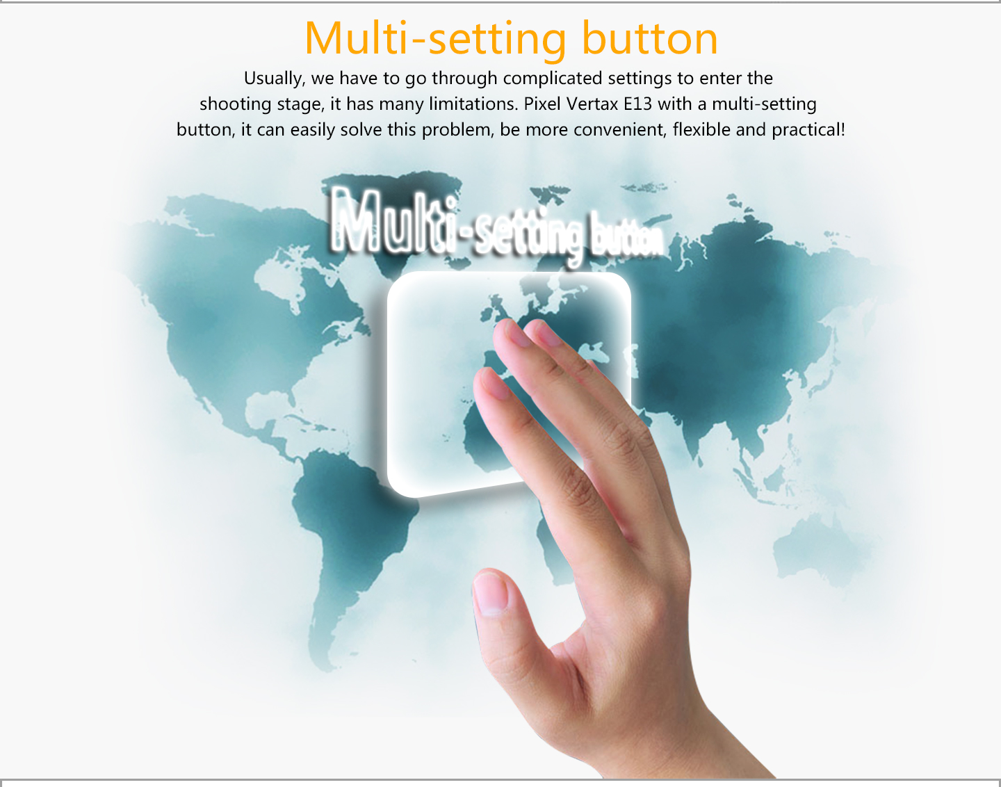 Multi-setting button