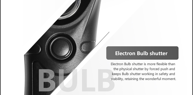 Electron Bulb shutter