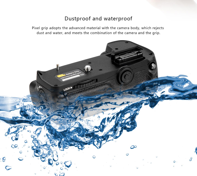Dustproof and waterproof