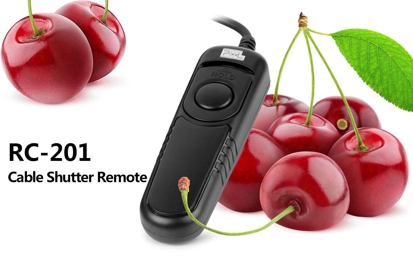 RC-201 Cable Shutter Remote