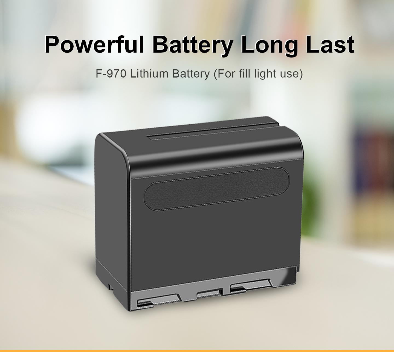 Powerful Battery Long Last