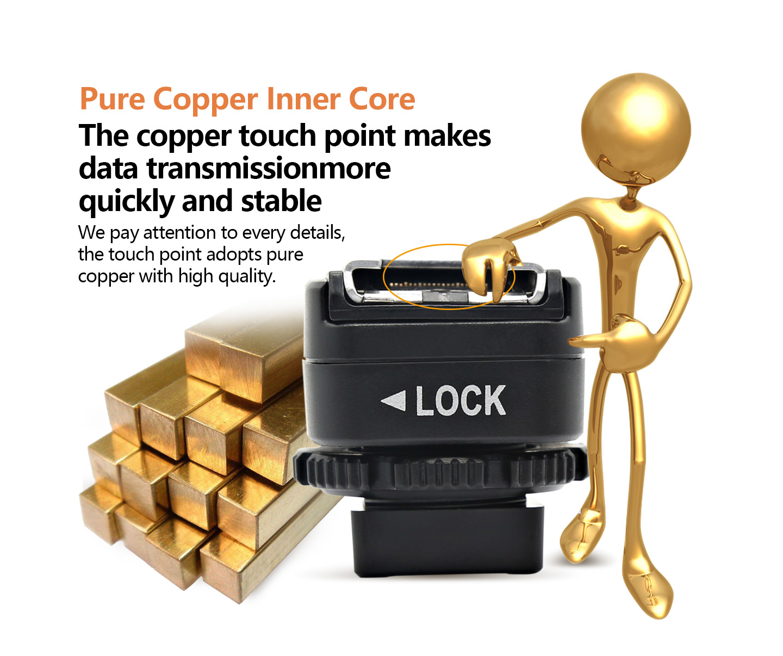 Pure Copper lnner Core